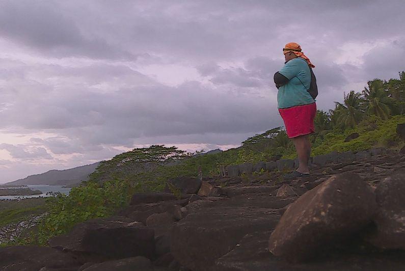 Huahine : Giovani, la mémoire des marae