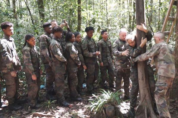 Les cadets de la gendarmerie 2020