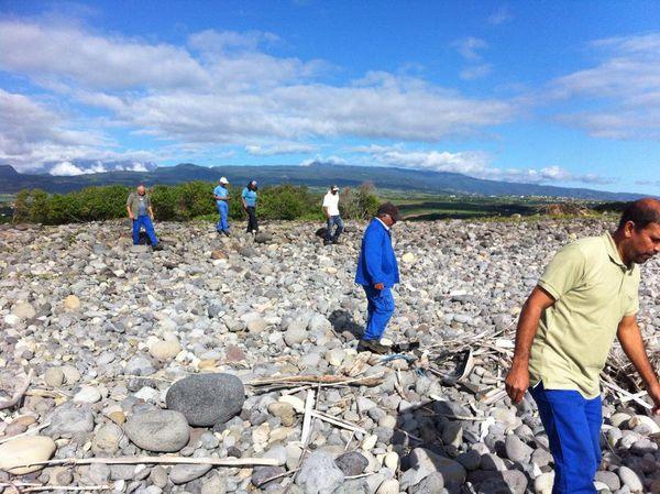 MH370 : les recherches d'éventuels débris d'avion ont commencé à La Réunion