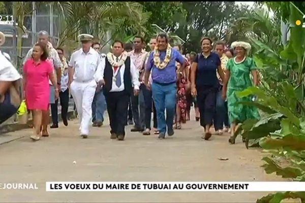 Le gouvernement achève sa tournée aux Australes par Tubuai