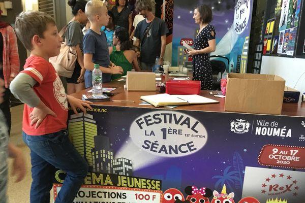Festival premiere séance