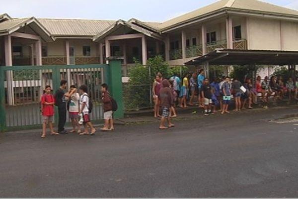 collège Taravao