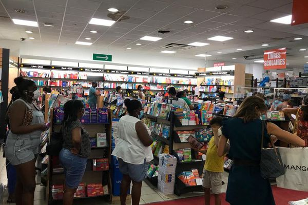 Rush librairie