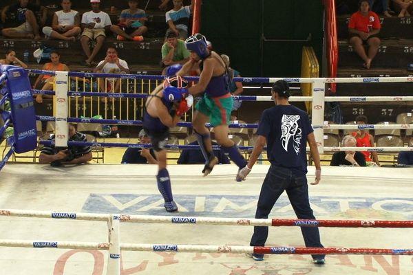 boxe thai tahiti