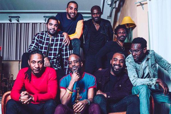 Musiciens du Big In Jazz collective