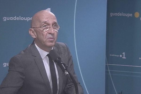 Philippe Gustin Préfet de Région