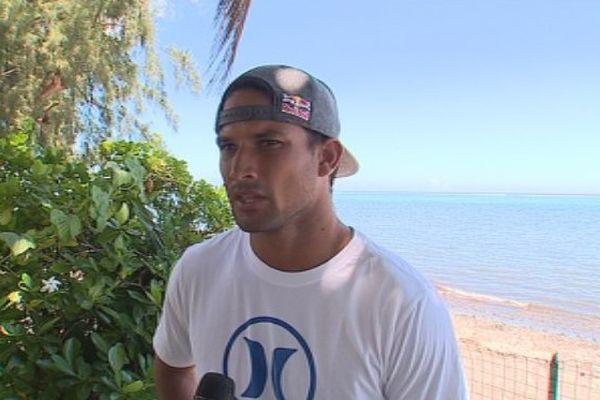 Attaques de requins à la Réunion : Michel Bourez s'exprime longuement