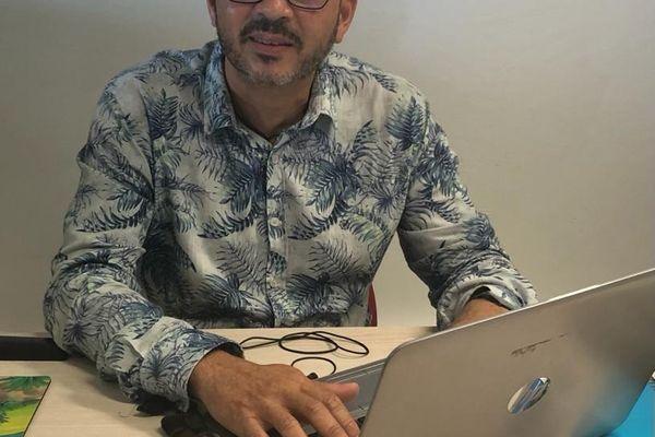 Franck Chow-Toun directeur office de l'eau