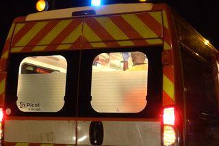 Véhicule sapeurs pompiers