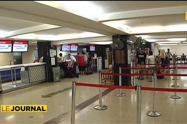 AIR TAHITI : les vols ont repris, mais le SAPAI fait la grève de la faim
