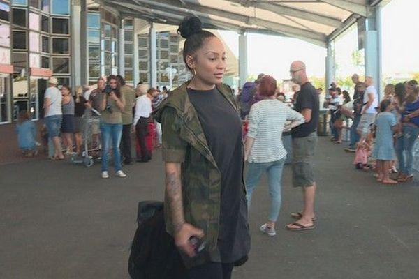 Lucie Ignace de retour à La Réunion non-sélectionnée 290918