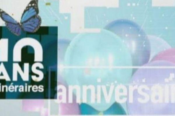 10 ans d'Itinéraires