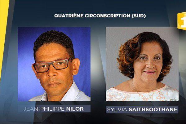 Candidats du sud