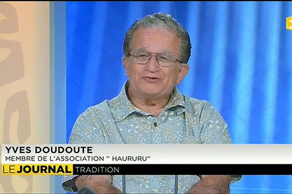 L'invité du journal : Yves Doudoute, membre de l'Association « Haururu »