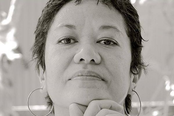 La romancière Titaua Peu