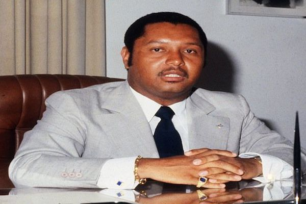 Duvalier 1982