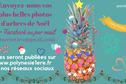 Envoyez-nous vos plus belles photos d'arbres de Noël