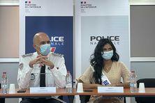 Dana Virin, Miss Réunion, s'engage dans la lutte contre les violences faites aux femmes.