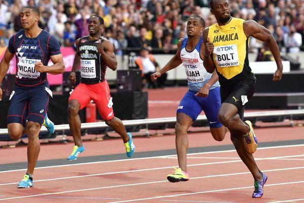 Mondiaux d'athlétisme 2017
