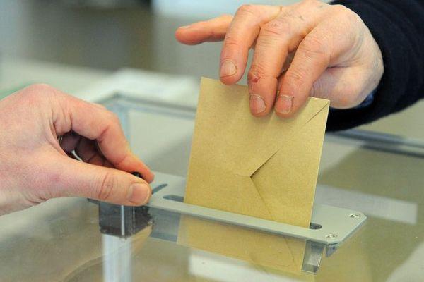 élection urne