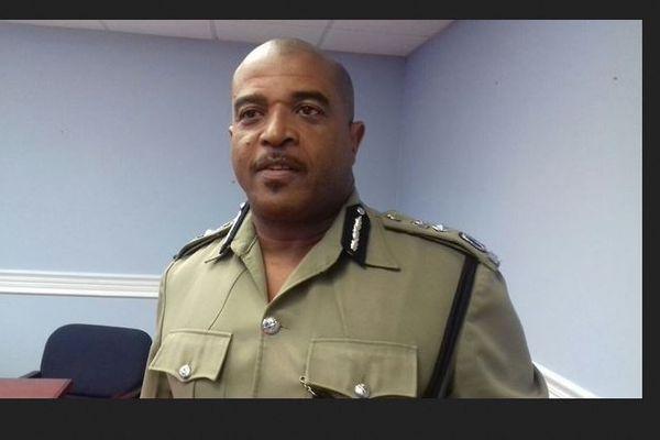 A Sainte Lucie, le commissaire de police