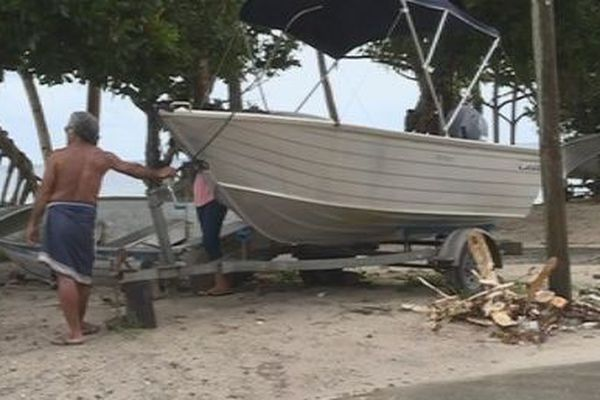 pêcheur à Futuna