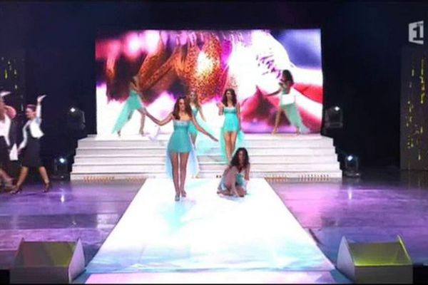 Miss Réunion 2015 : chute d'Azuima Issa