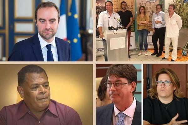 Réactions locales suite à l'allocution du ministre des Outre-Mer