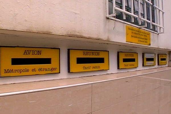 Boites aux lettres poste de St-Denis