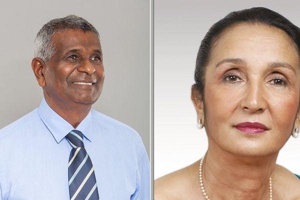 Duel entre Huguette Bello et Joseph Sinimalé