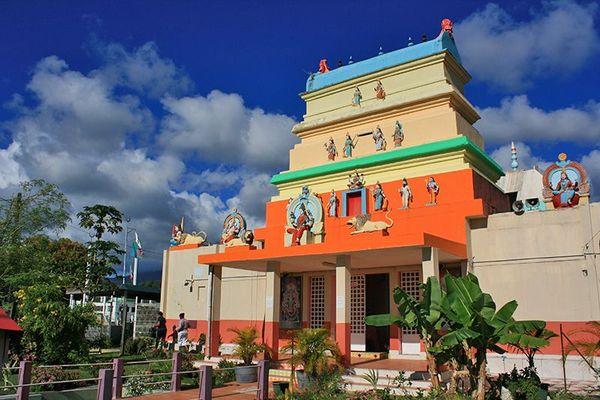 Temple de Changy