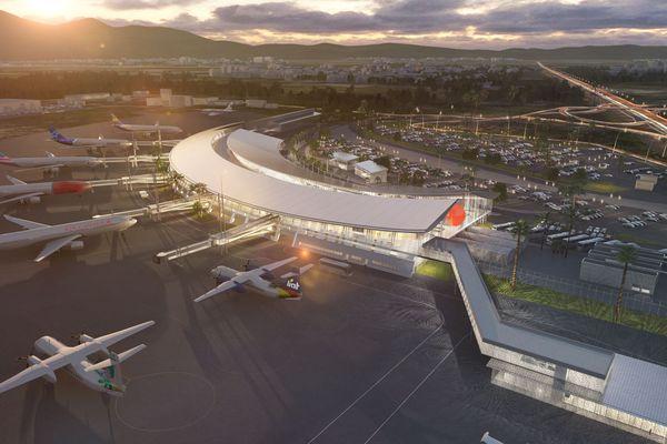Projet extension aéroport
