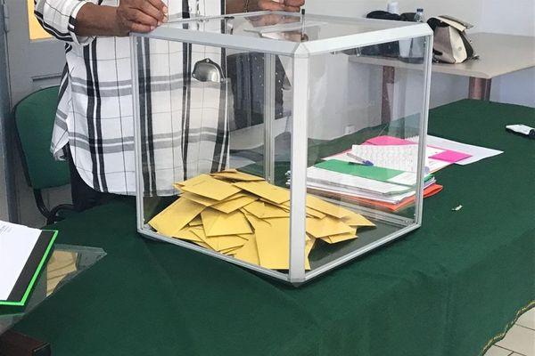 Municipales 2020 : urne