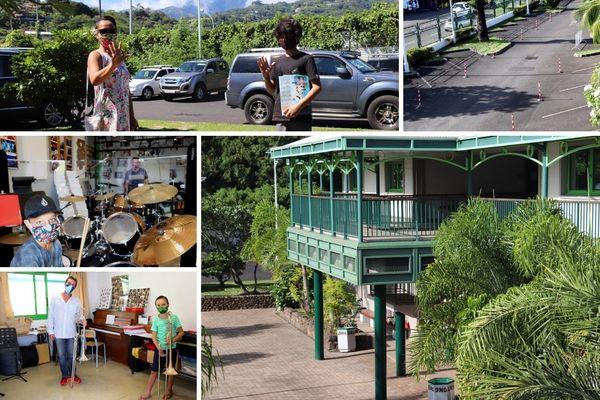 Reprise progressive au Conservatoire artistique de Polynésie