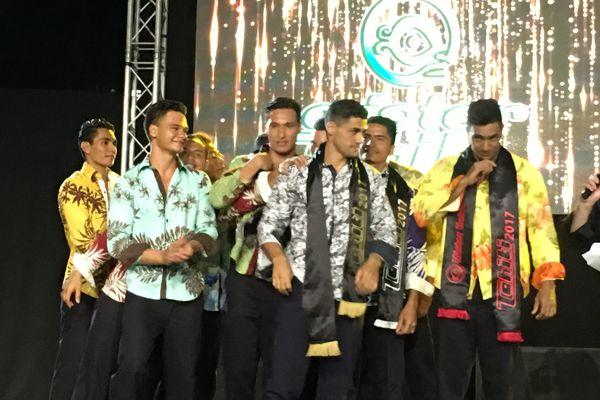 Mister Tahiti 2017