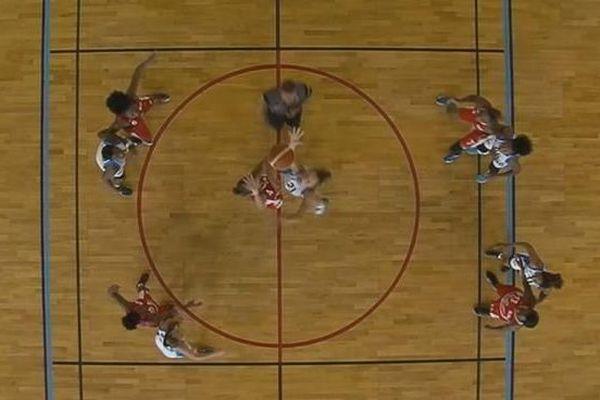 Basket Tamponnaises