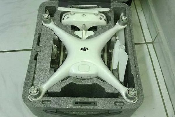 Drone saisi