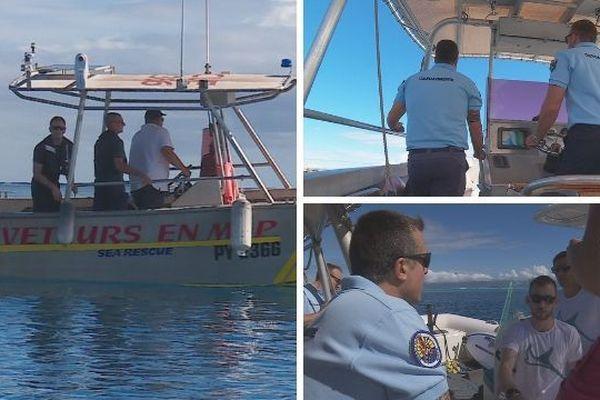 Campagne de sensibilisation à la sécurité en mer