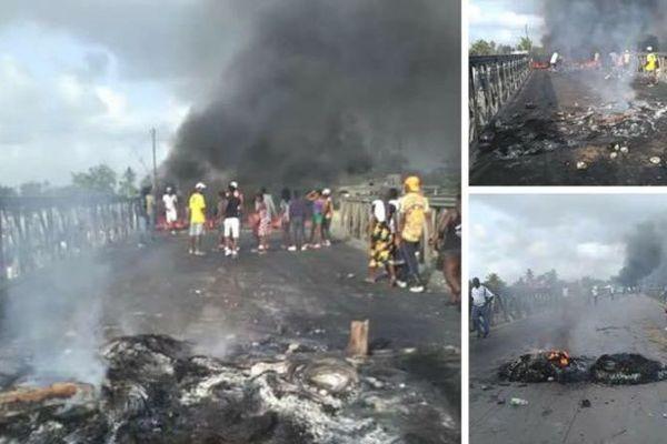 Émeutes en Haïti : des scènes similaires, dans tout le pays
