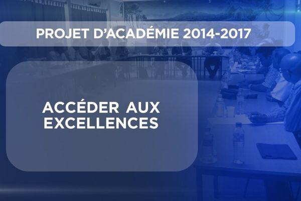 Projet d'académie 2014-2017