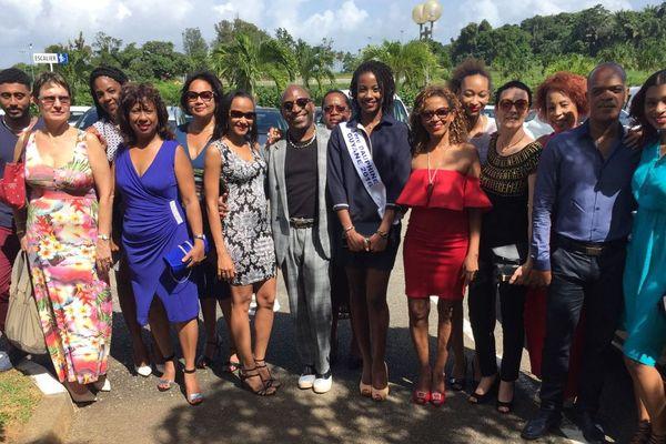 Le Comité Miss Guyane