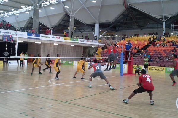 volley hommes Nouvelle-Calédonie Nauru