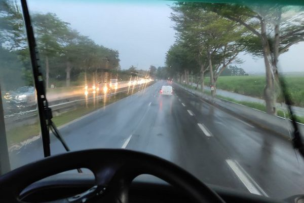 pluies circulation Mon Caprice Le Tampon 300421