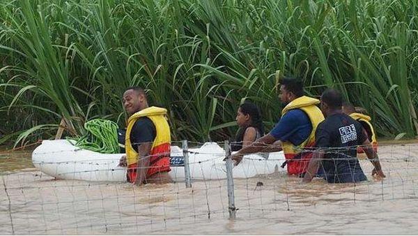cyclone josie fidji