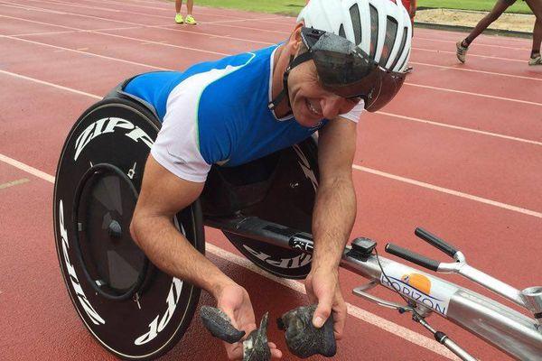Pierre Fairbank disputera ses 5e Jeux Paralympiques