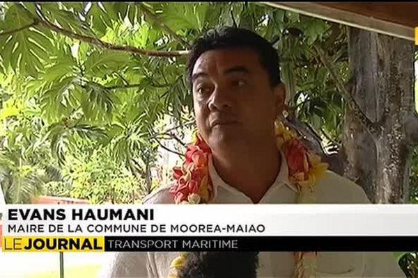 Baisse des rotations Tahiti – Moorea : des commerçants et passagers mécontents