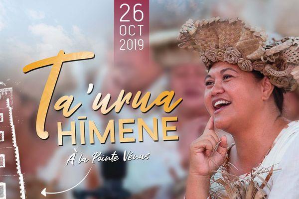 5ème édition du Heiva Tārava : 500 chanteurs à la pointe Vénus !