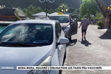 L'obligation vaccinale ne fait pas l'unanimité chez les chauffeurs de taxi de Bora Bora