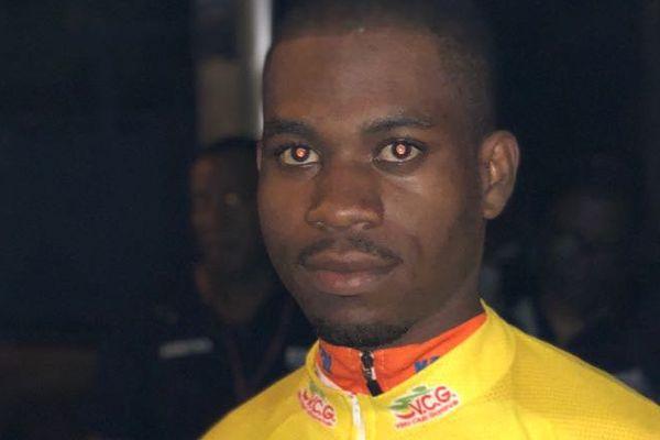 Larry Lutin de la Team Karukera Assainissement PDL de Guadeloupe