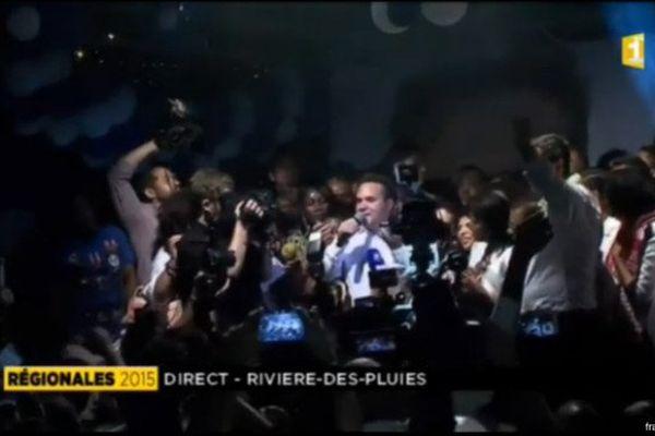 Didier Robert réélu à la région